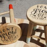 Chair Saying Shield Not Grow Up  - photosforyou / Pixabay