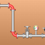 Conveyor Valve Pressure Gauge  - JuraKovr / Pixabay