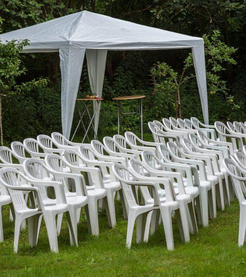 Pavilion Chair Seating Celebration  - mrganso / Pixabay