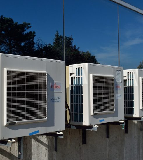 Air Conditioner Global Warming  - ElasticComputeFarm / Pixabay