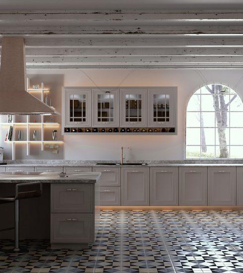 Architecture Kitchen Inside Soil  - TeoMax / Pixabay