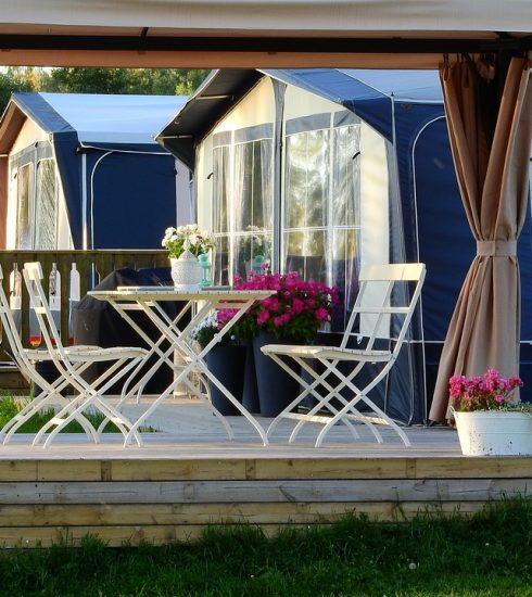 Camping Veranda Garden Furniture  - MAKY_OREL / Pixabay