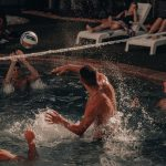 Volleyball Swimming Pool Men Play  - MannyDream / Pixabay