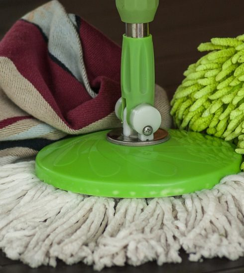 Broom Household Dishcloth Cloth  - jackmac34 / Pixabay