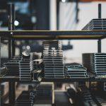 Warehouse Steel Metal Iron  - tianya1223 / Pixabay