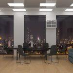 Interior Night City Light Room  - sutulo / Pixabay