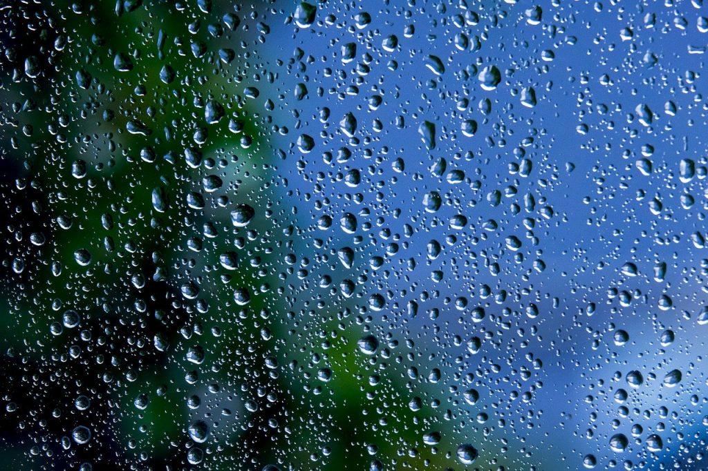 Raindrop Glass Window Wet  - NickyPe / Pixabay